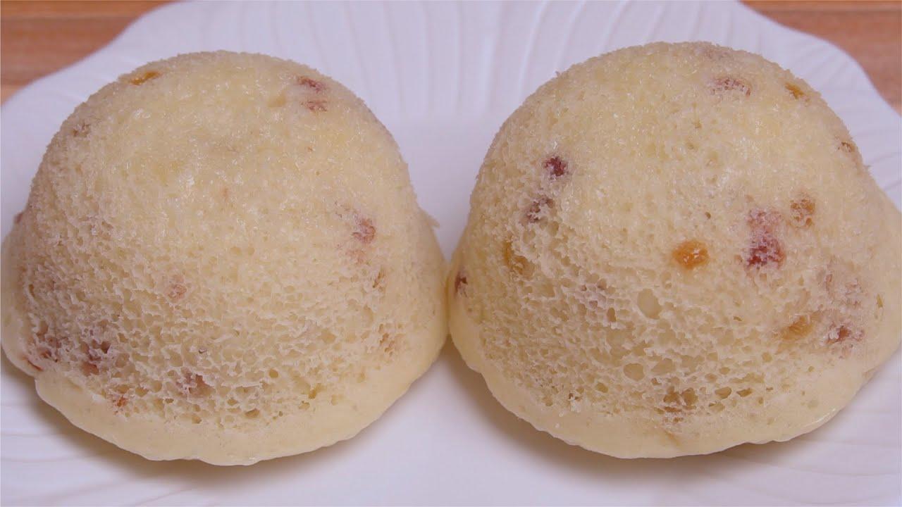 想吃发糕不用买,教你在家做,个个松软不塌陷,比面包简单还好吃