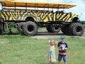 Tour de Monster Truck au Showcase of citrus