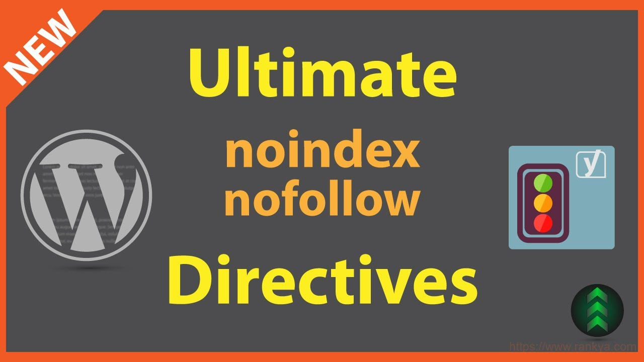 how to add noindex nofollow