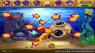 Game Offline: Tải và chơi game Bế nuôi cá | Play game Insaniquarium Deluxe