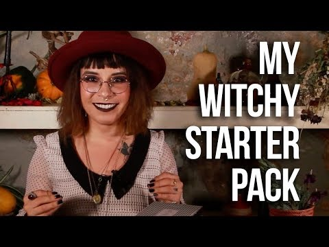 Unboxing My Favorite Witchy Items  // WitchCraft | HISSYFIT