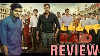 RAID Movie Review With Full Detailed By Akshay , Hit Or Flop . Storyline, Acting Rating, And So More