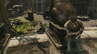 nostalgia playing the game Uncharted 2 - chapter 6
