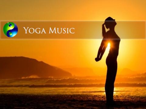 yoga music relaxing