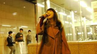 NANA「HOME」(清水翔太)3月場所Ver 2016/03/17 大阪 なんば駅5番出口で...