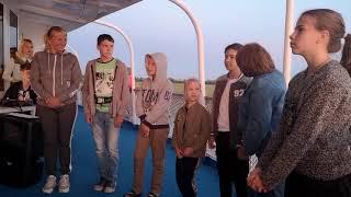 Круїз на Теплоході «Сергій Зразків» - 2019