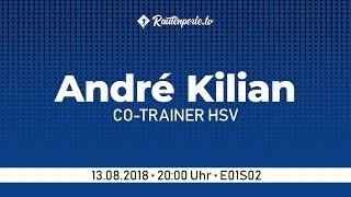 Rautenperle.tv - Live-Talk   Gast: Co-Trainer André Kilian   S02E01