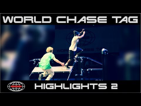 WCT2 - Highlights 2 - The London Chase-Off