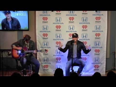 Cole Swindell Sings Ain't Worth the Whiskey