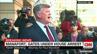Manafort attorney  No Russia collusion