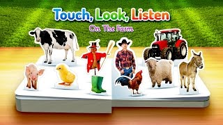 On the Farm - Touch, Look, Listen out now on Google Play