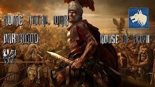 Rome: Total War HD - Scipii Short Campaign Part 7 (Darthmod)