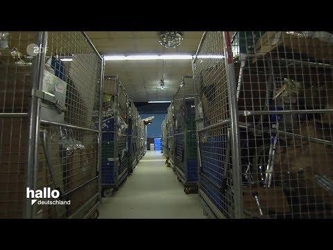 TV Doku: Paketdienst versteigert unzustellbare Pakete auf Auktion