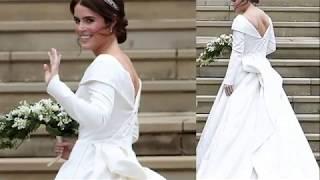 Matrimonio Eugenia di York,gli sposi, gli ospiti Vip ,il sì principesco, fotogallery