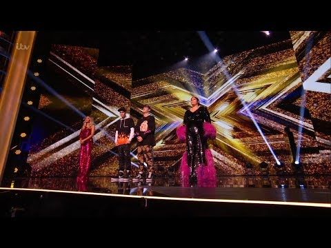 The X Factor Celebrity UK 2019 Live Finale AND THE WINNER IS..... Full Clip S16E08