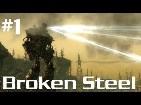 Fallout 3 - Broken Steel [DLC Walkthrough] - Part 1