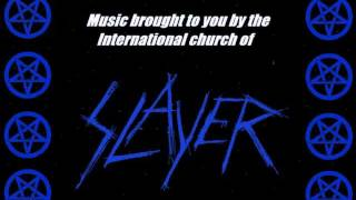 SLAYER - Fight `Till Death live