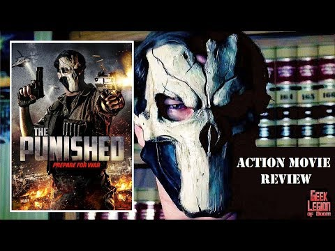 THE PUNISHED ( 2018 Robert Amstler ) Action Movie Review