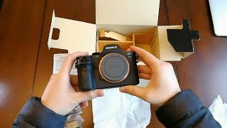 SONY A7 II - UNBOX & FIRST IMPRESSION IN 2017