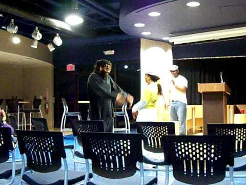 USF Poetry Slam 09
