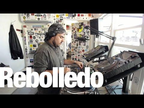 Rebolledo @ The Lot Radio (March 14, 2017)
