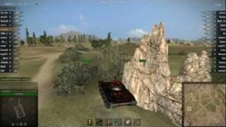 т-54 - Когда ВБР болеет за твой танк
