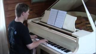 Turn Loose the Mermaids by Nightwish [piano version]
