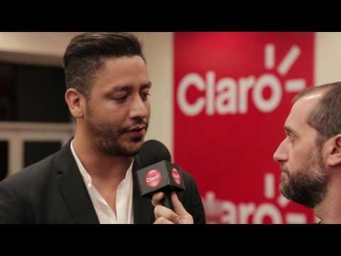Claro RD - Carlos Sánchez - Soberano & Glam Party 2016