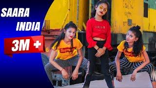 Aastha Gill - Saara India Dance choreographer SD king tik tok viral video