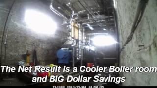1 Minute Boiler Insulation 2