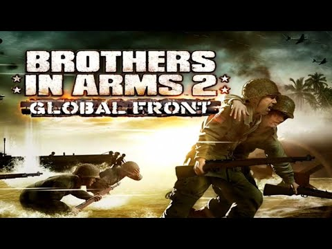 Brothers In Arms 2 HD Gameplay On Android