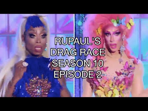 RuPaul's Drag Race Season 10 Episode 2: Conflama Is Abuse, PharmaRusical, Ho-Down Review
