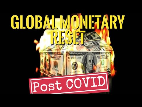👉National Debt Can Never Be Paid -- Global Monetary Reset to Digital Weimar Currency Coming !!
