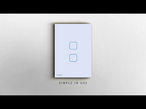Zwave ZigBee Apple HomeKit enabled Designer Touch Switch Panels and Dimmers  for Smart Home
