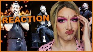 HUNGARY - Joci Pápai - Az én apám - LIVE | Eurovision 2019 Reaction