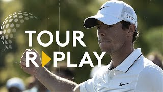 Final Day Broadcast | Rory McIlroy wins 2015 season-finale and Race to Dubai | Tour Replay