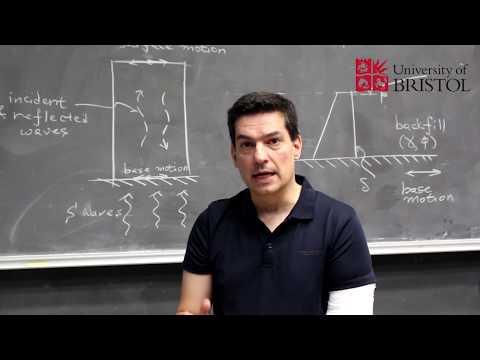 Civil Engineering Option: Earthquake Engineering