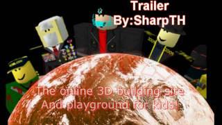 Roblox Trailer Juin 2009 (Gagnant dans le top 10!)