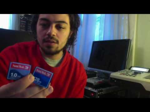 Akai MPC2000xl CF Drive Card Reader Install Tutorial (Compact Flash)