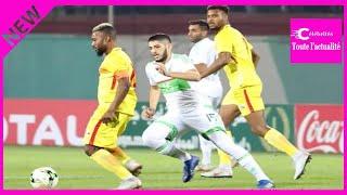 Algérie 2-0 Bénin : Le match de Yassine Benzia