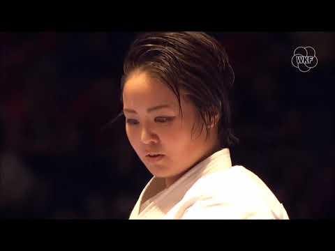 Japan vs Japan - Final Female Team Kata (Premier League Tokyo 2018)