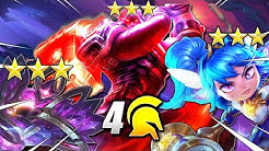 TANKY ⭐⭐⭐ 4 VANGUARD + SNIPER TEAM! - TFT Teamfight Tactics Strategy 10.9 Guide Galaxies SET 3 Comps