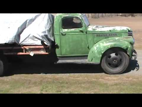 1941 Chevrolet Dually Truck