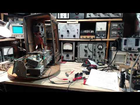 Nordmende Turandot Video#8 - Three AM bands Aligned