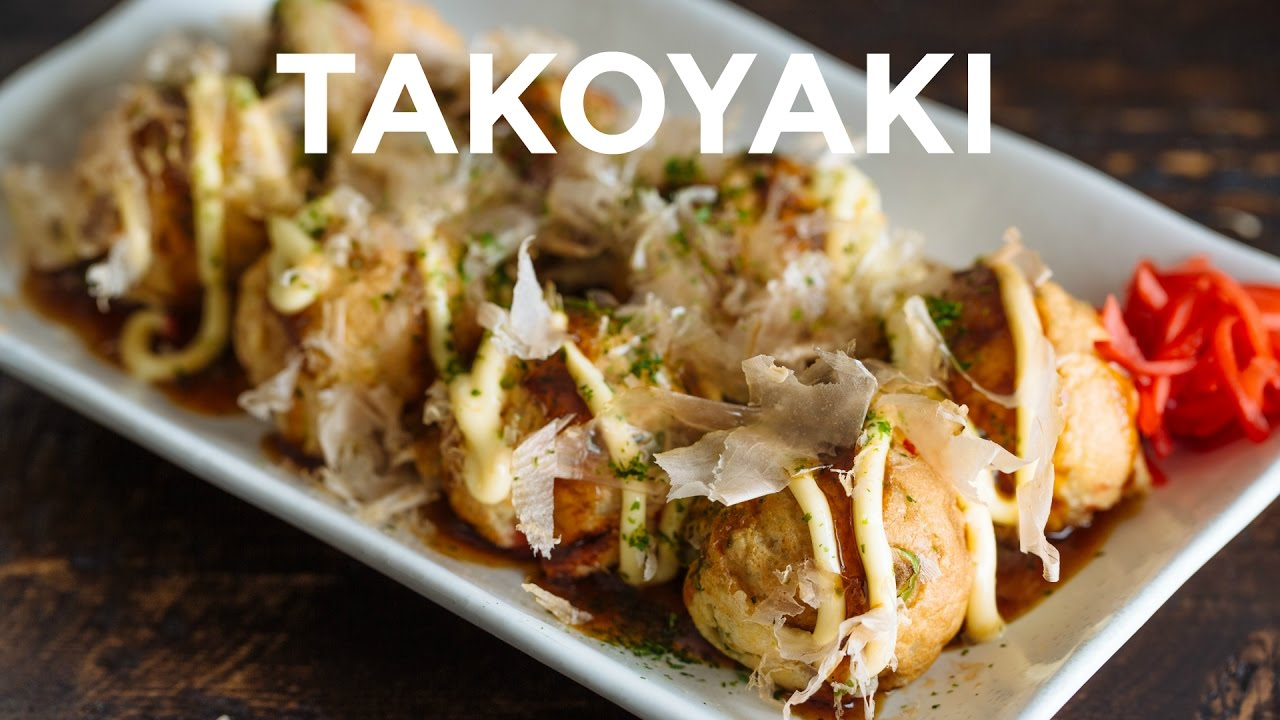 Image result for how to make takoyaki