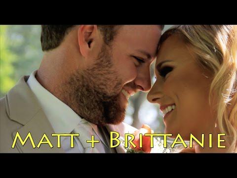 Matt and Brittanie's Wedding at Willow Pond in Monticello, FL