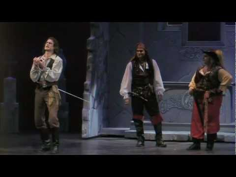 Gilbert and Sullivan's PIrates of Penzance: Act II - A Paradox... Away, away (Trio)