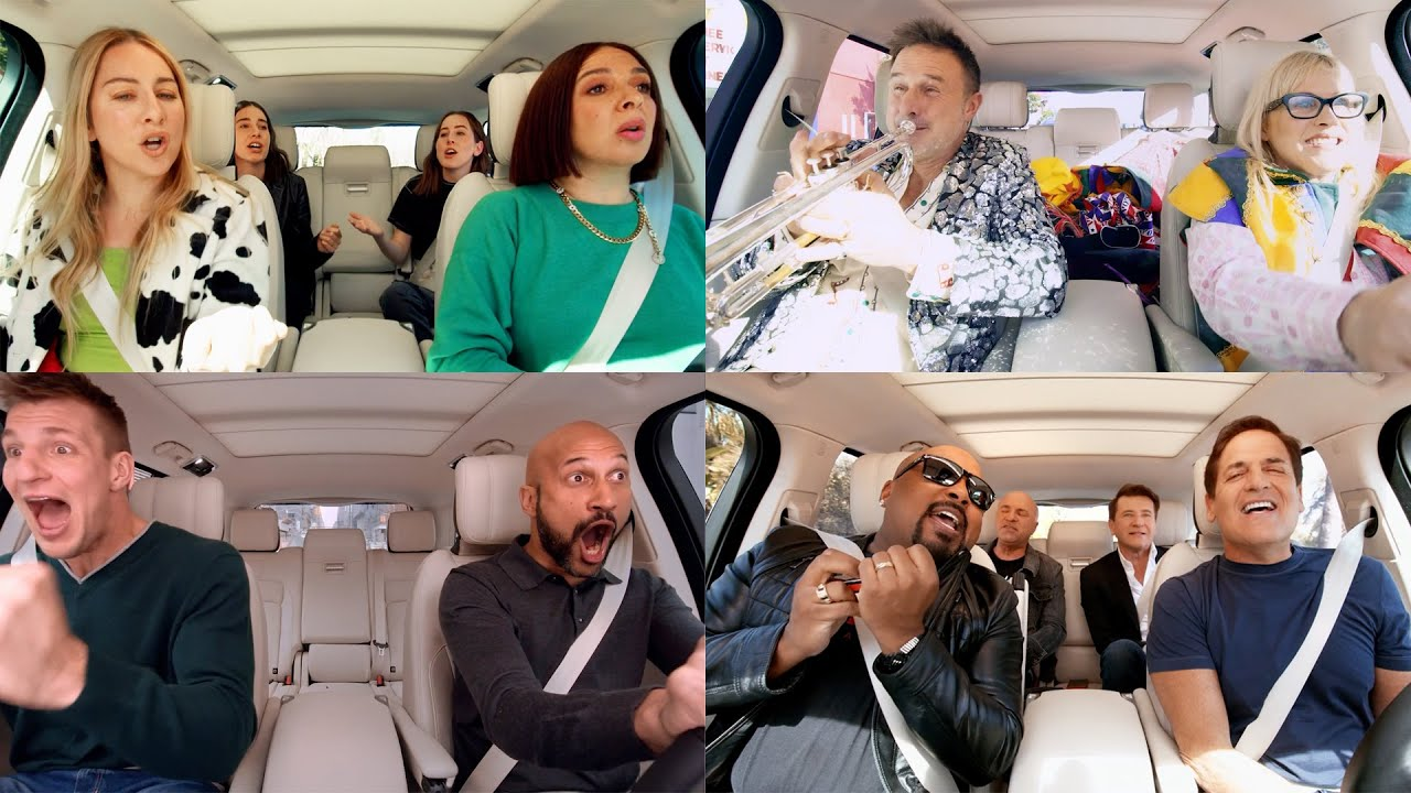 Download Carpool Karaoke: The Series - We're Back with 4 Free Episodes! — Apple TV app