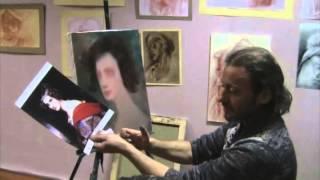 Полный Семинар Игоря Сахарова! Портрет Прикосновение!