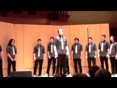 How Great Thou Art, Performed By PLUtonic A Cappella!